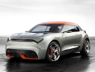2013 Kia Provoke Coupe Concept