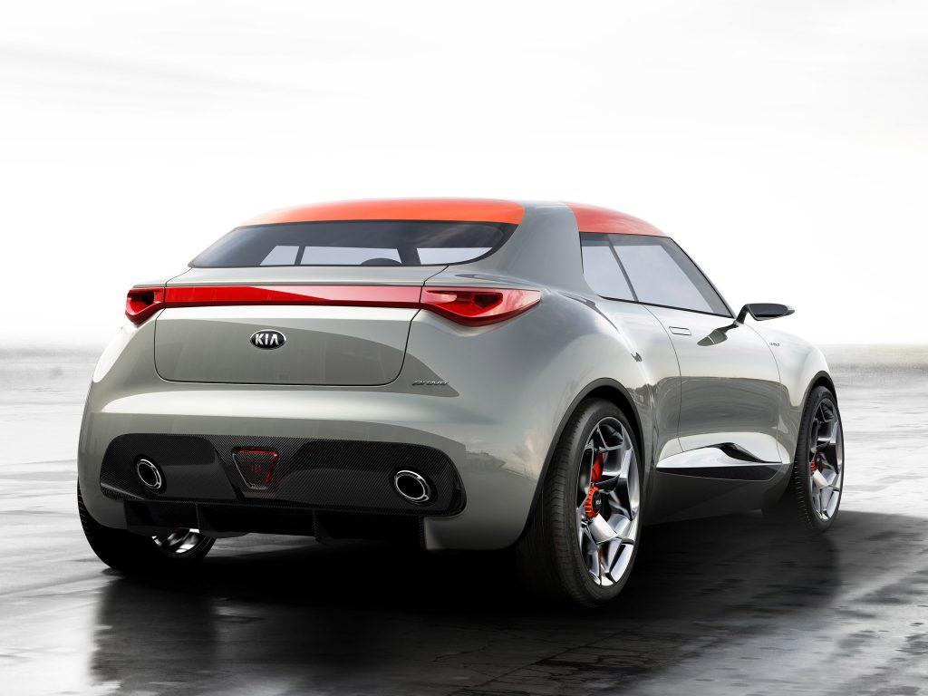 Kia Provoke Coupe Concept 2013 - Photoscar