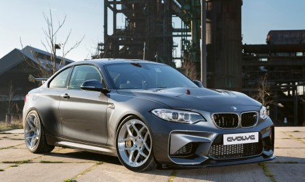 2017 Bmw M2 Evolve Automotive