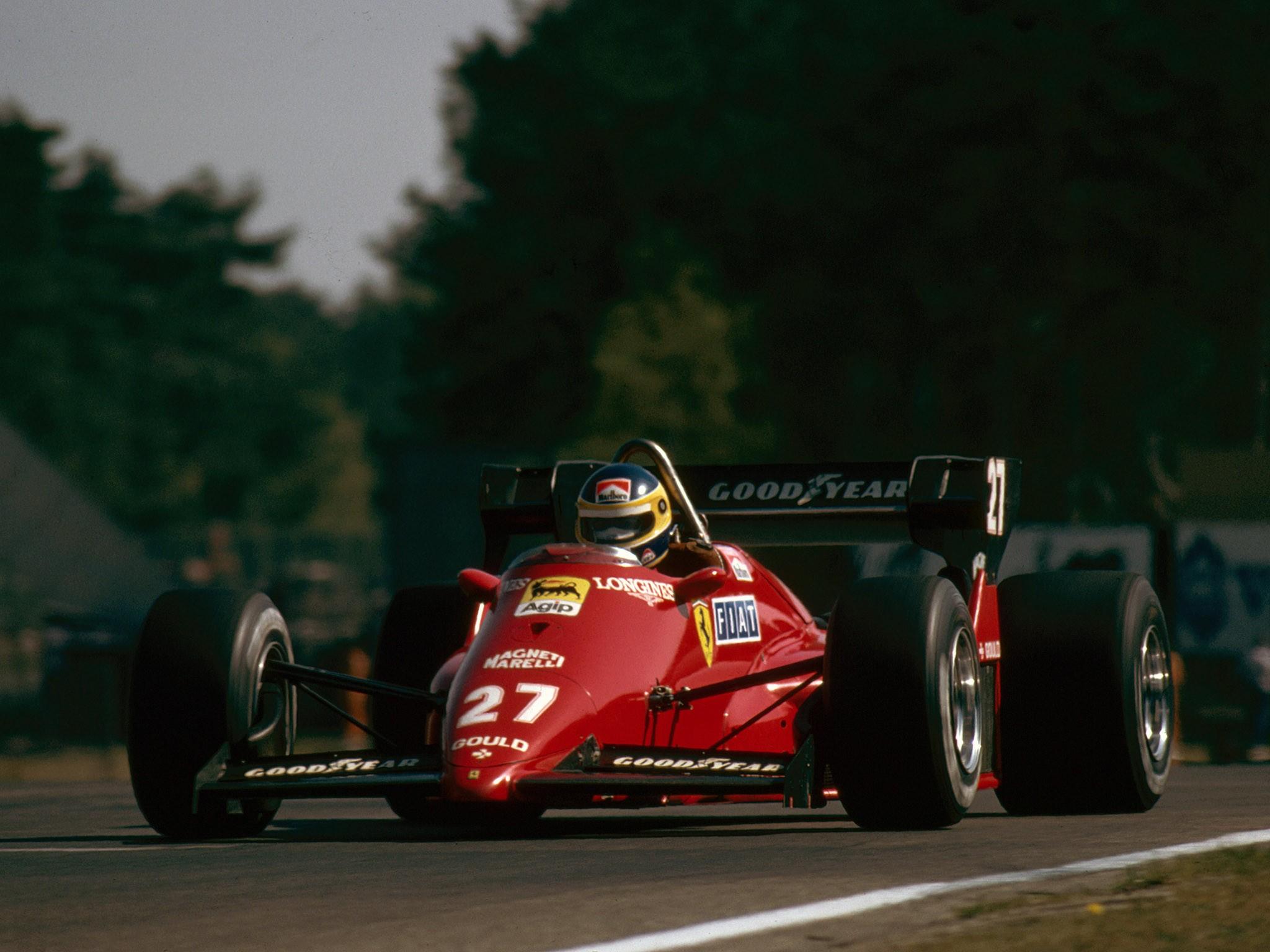 Ferrari 126 C4 V6 Turbo 1984