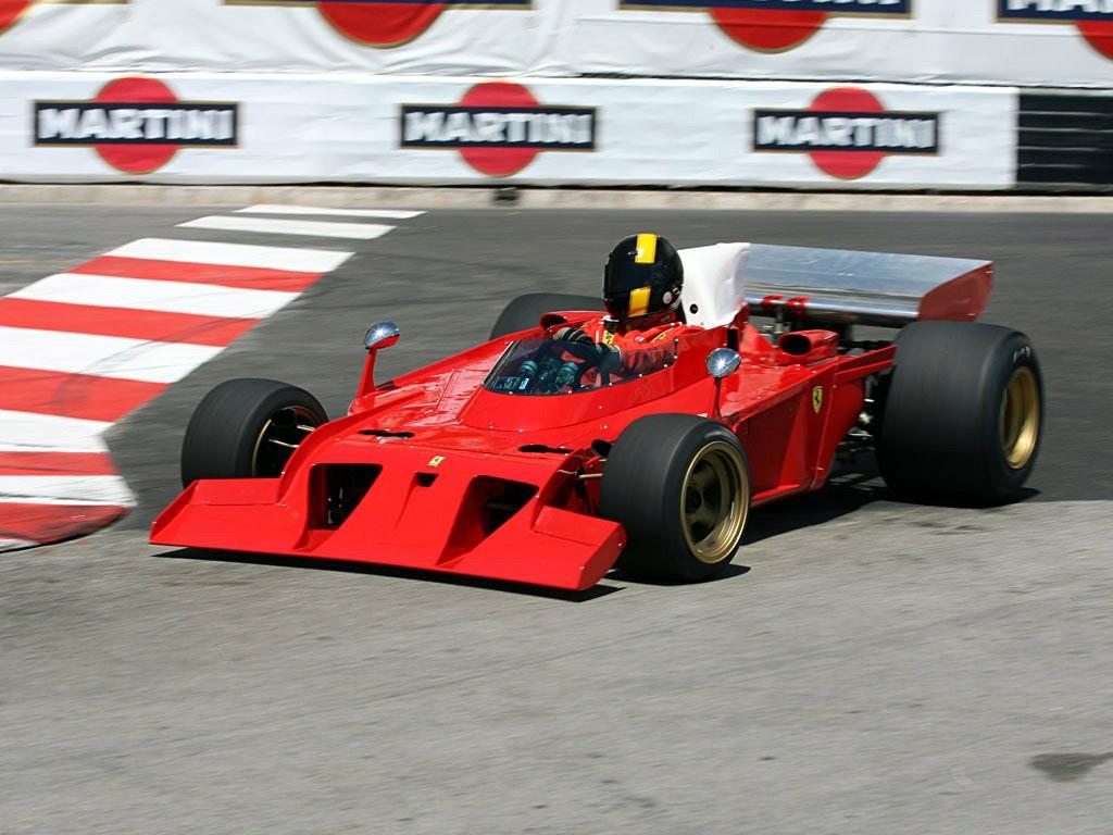 Ferrari F1 312 B3 F12 1974