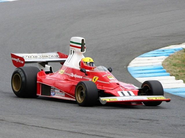 Ferrari 312T F12 1975