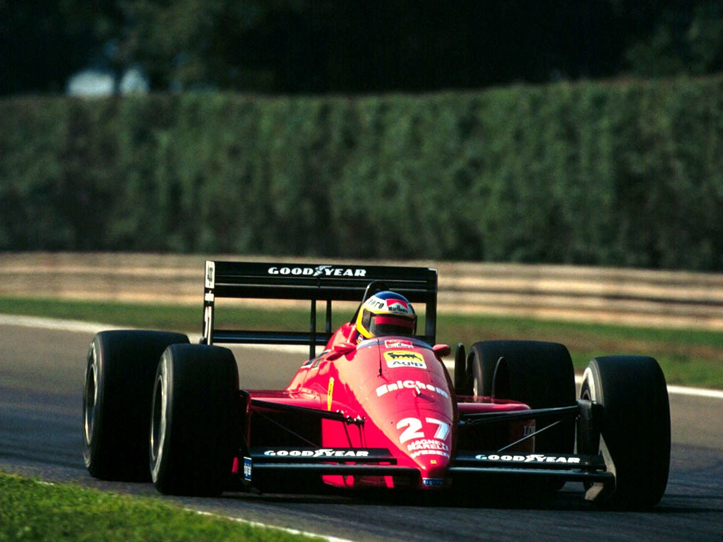 Ferrari F1 88C V6 Turbo 1988