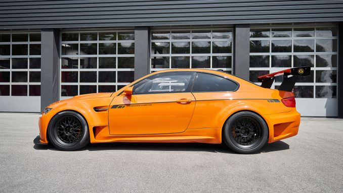 GPower BMW M3 GT2 S Hurricane