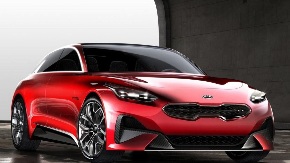 Kia Proceed Concept 2017 – Des lignes esthétiques et techniques.