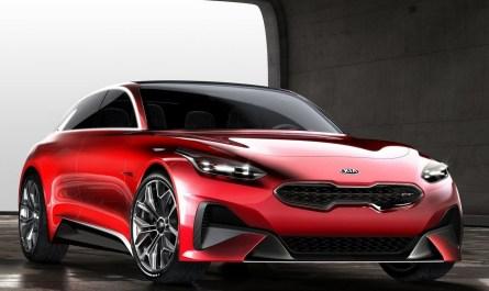 Kia Proceed Concept 2017
