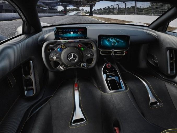 Mercedes amg project one concept 2017 la formule 1 de route for Mercedes benz amg project one