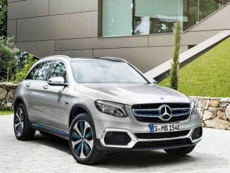 Mercedes GLC F-Cell Concept 2017