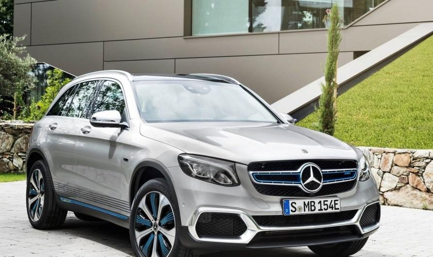 Mercedes GLC F-Cell Concept 2017 – Moteur électrique et hydrogène