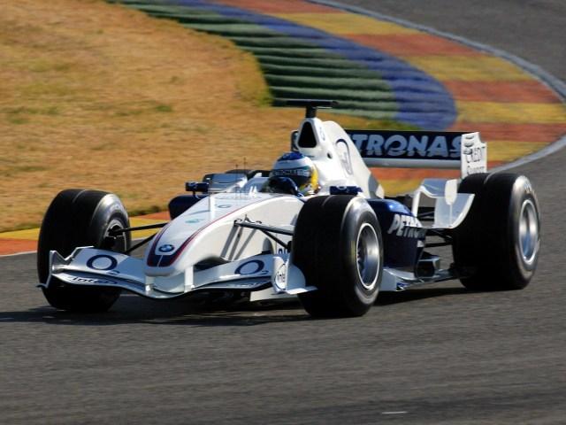 Sauber BMW V8 F1.06 2006