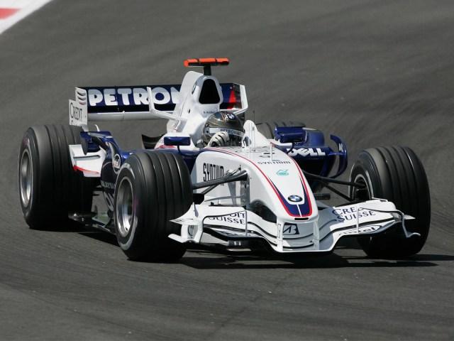 Sauber BMW V8 F1.07 2007
