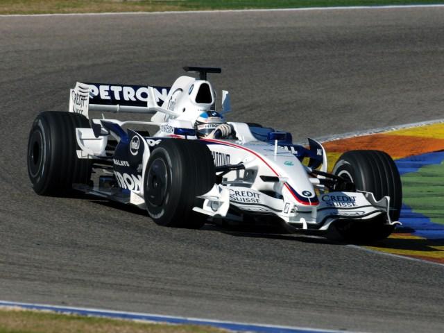 Sauber BMW V8 F1.08 2008