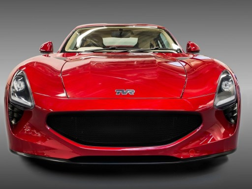 TVR Griffith 2019