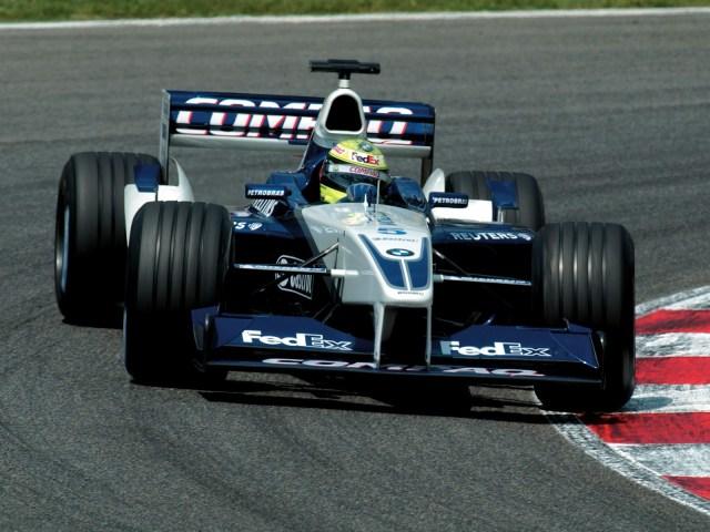 Williams BMW V10 FW24 2002