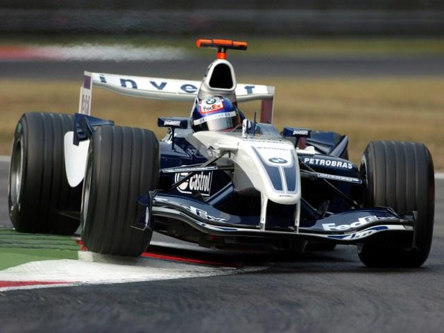 Williams BMW V10 FW26B 2004