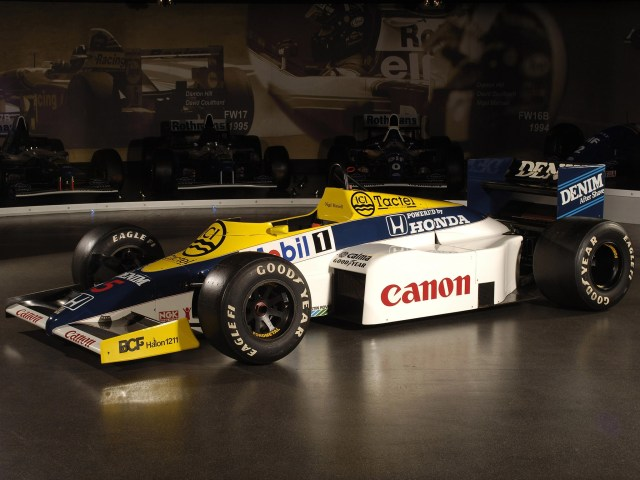 Williams Honda V6 Turbo FW10 1985 - Formule 1
