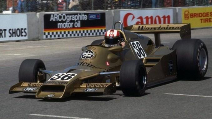Arrows FA1 1978