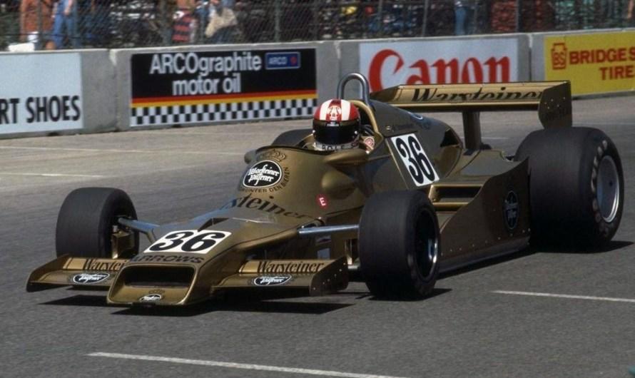 Arrows F1 racing – Un équipe de F1 qui n'a gagné aucune course