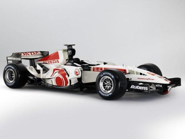Honda F1 RA106 - 2006