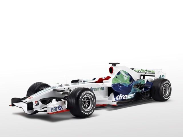 Honda F1 RA108 - 2008