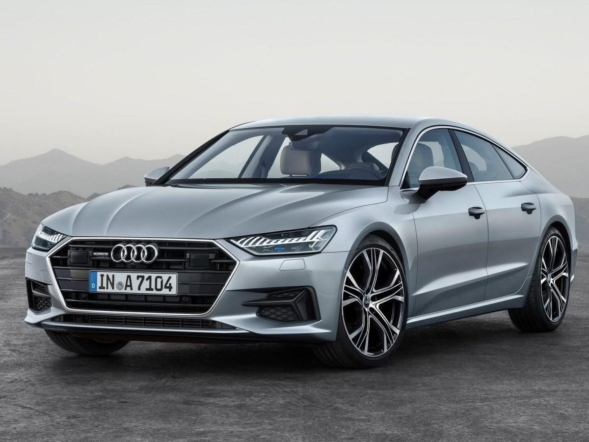 Audi A7 Sportback 2018: Le style et la technologie au sommet
