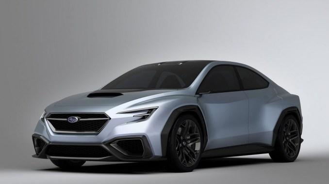 Subaru VIZIV Performance Concept 2017