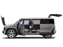 Toyota TJ Cruiser Concept 2017