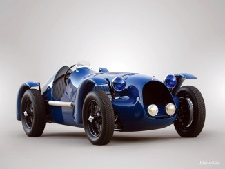 1938 Talbot Lago T150C SS Roadster by Figoni and Falaschi