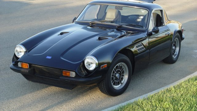 TVR 2500 M 1973