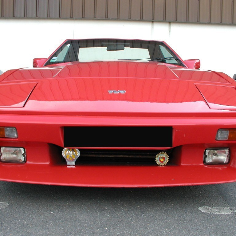 TVR 350 I 1983