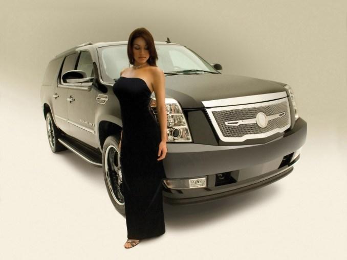 2008 Strut Cadillac Escalade Vail Collection