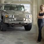 2008 Strut Hummer H2