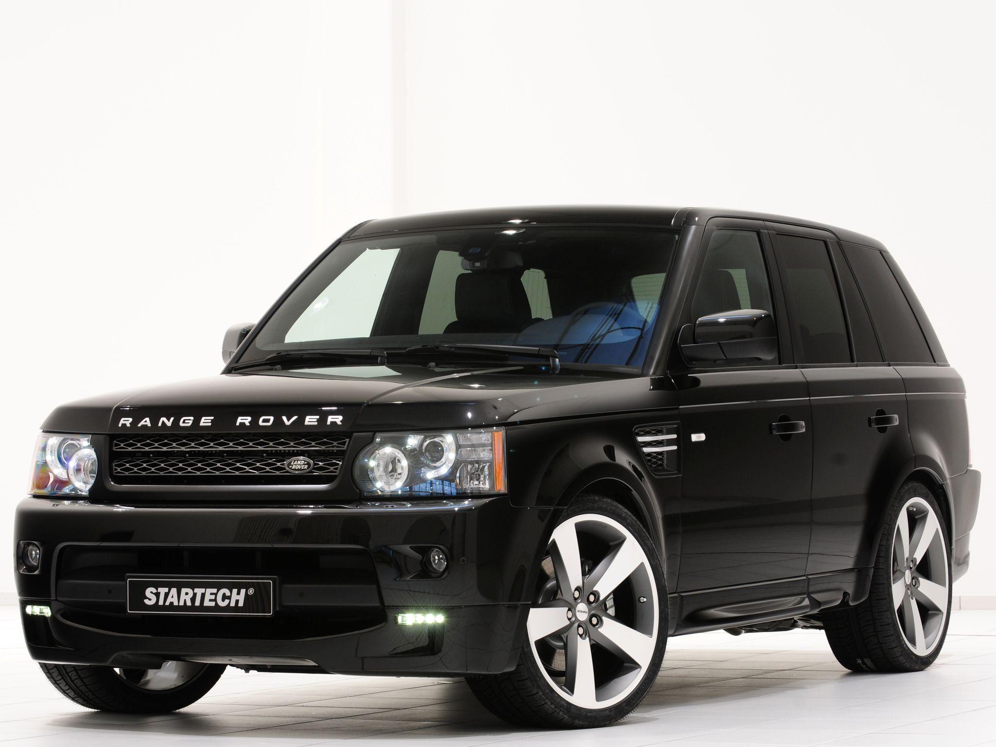 2009 Startech Range Rover