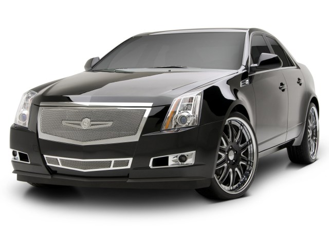 2009 Strut Cadillac CTS Grille Collection II