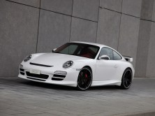 2009 Techart Porsche 911 Carrera 4s