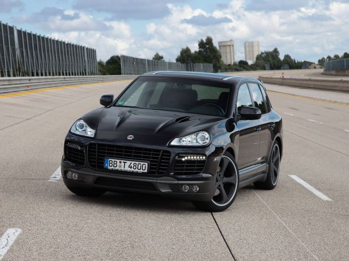2009 Techart Porsche Cayenne Turbo