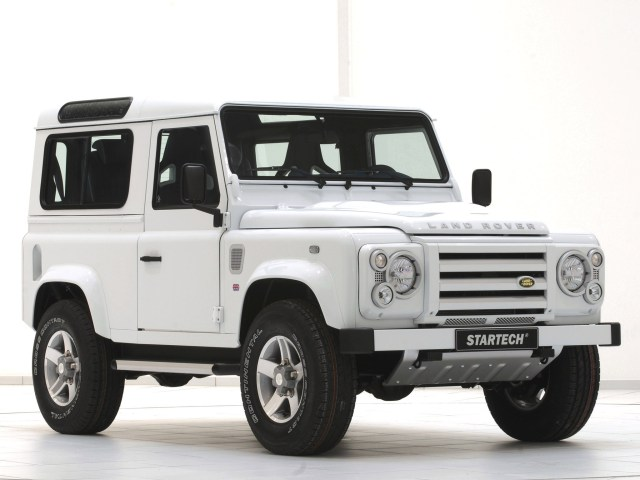 2010 Startech Land Rover Defender 90 Yachting Edition