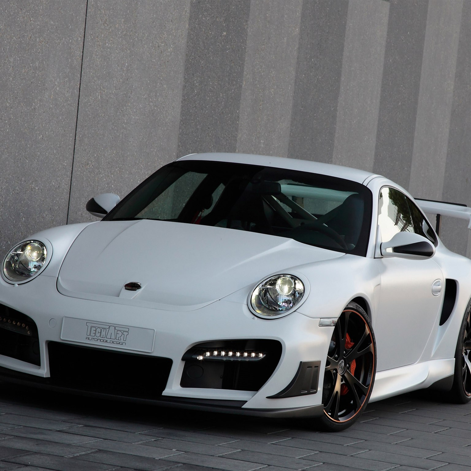 2010 Techart Porsche 911 GT Street RS 997