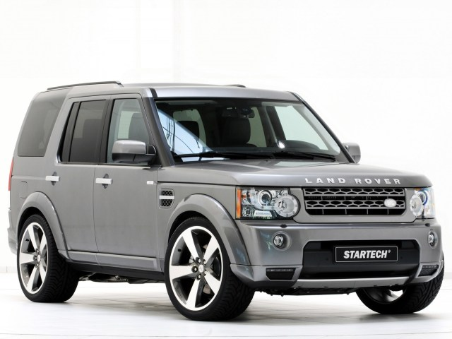 2011 Startech Land Rover Discovery 4