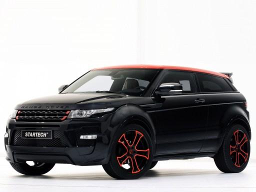 2011 Startech Land Rover Range Rover Evoque Coupe