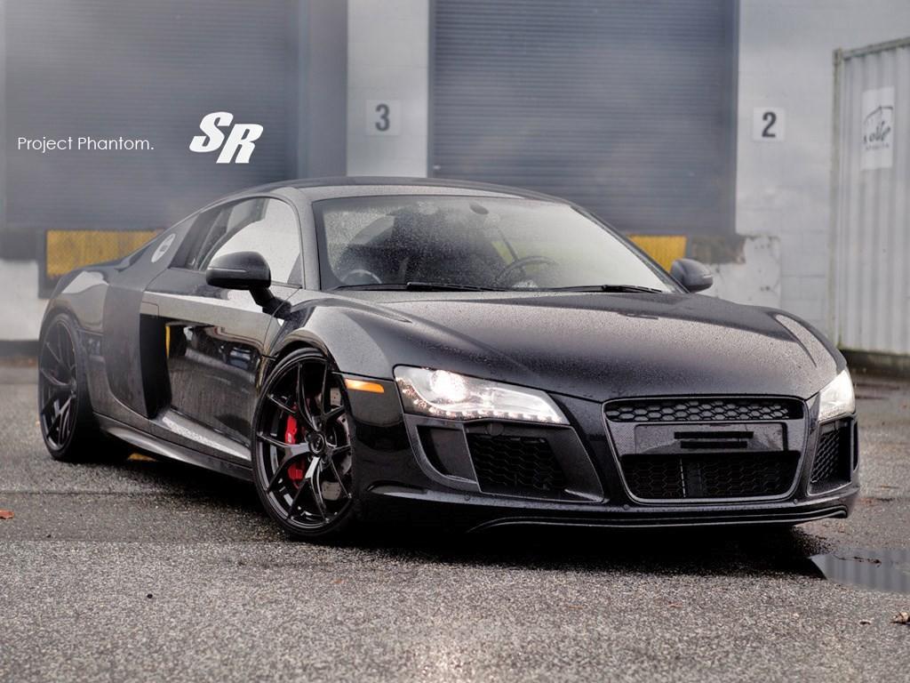 2013 SR Auto Audi R8 Project Phantom