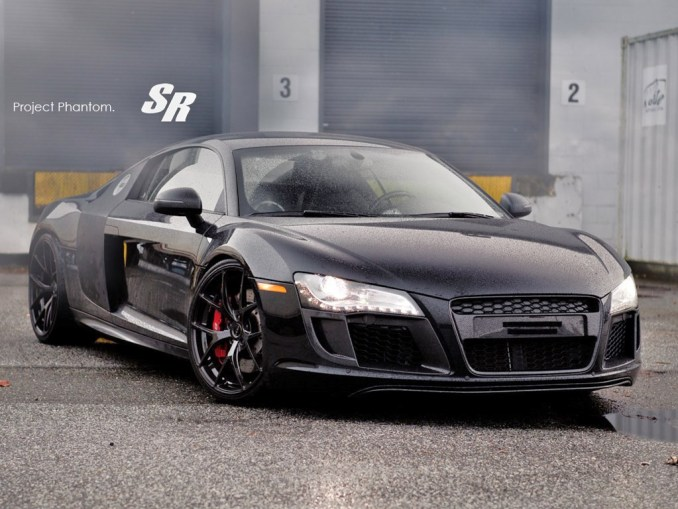 2013 SR Auto Audi R8 Project Phantom