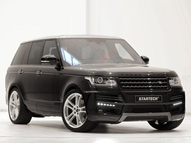 2013 Startech Range Rover