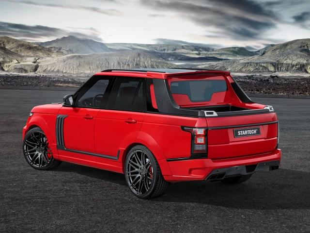 2015 Startech Range Rover Pickup l405