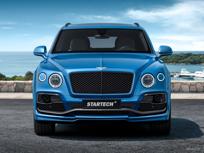 Startech Bentley Bentayga 2016