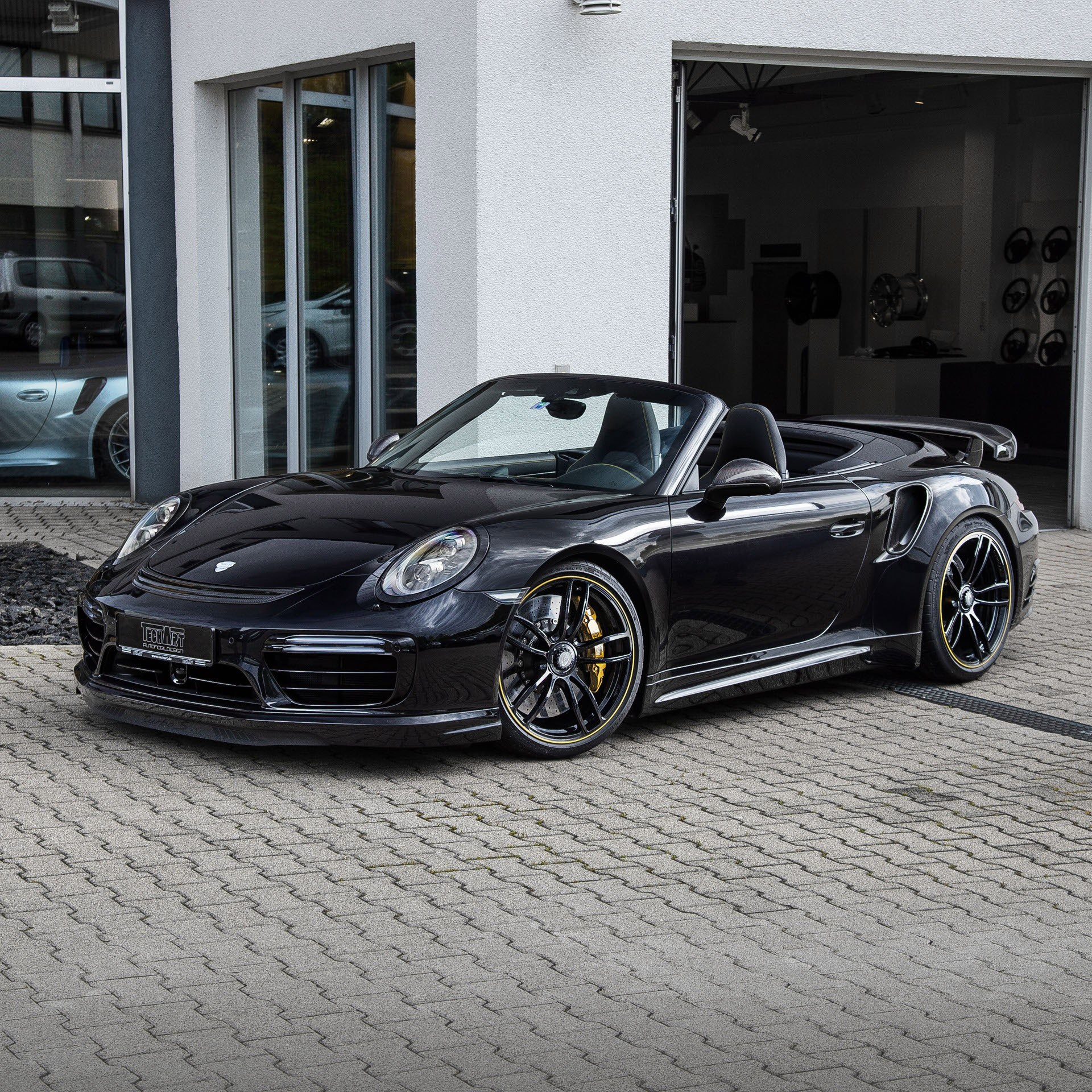 2016 Techart Porsche 911 Turbo Cabriolet 991
