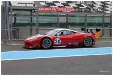 V de V Magny Cours 2016 - Ferrari GT