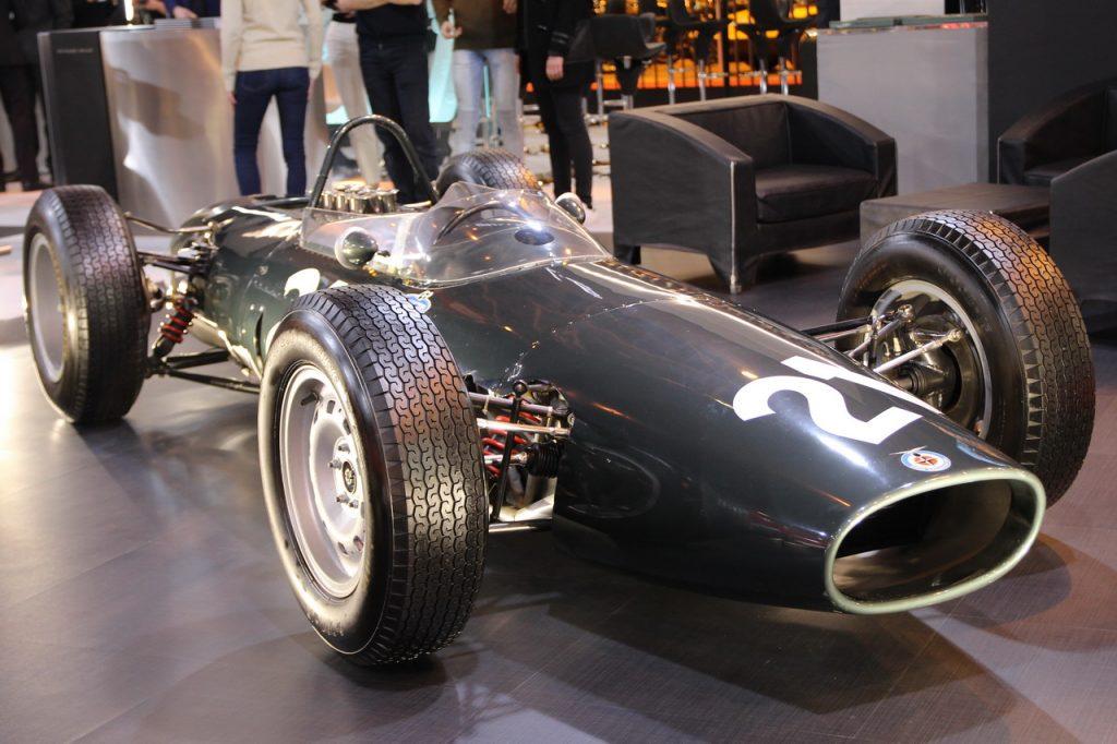 2017 Retromobile - BRM P67 1964