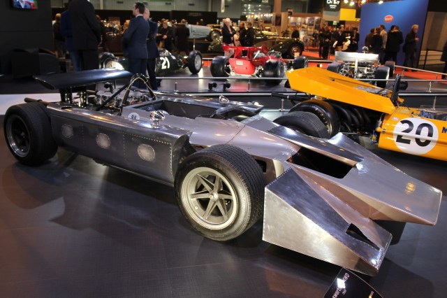 2017 Retromobile - Cosworth F1 4WD 1969