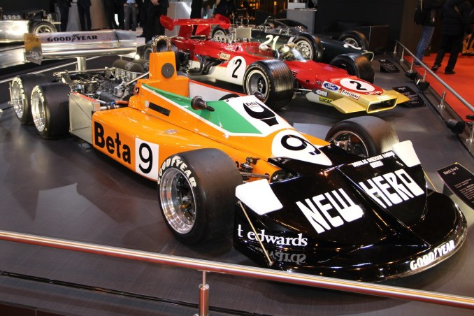 2017 Retromobile - March 2 4-0 1970